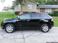 THIS IS A 2009 LINCOLN MKX AWD (ALL WHEEL DRIVE) WITH A