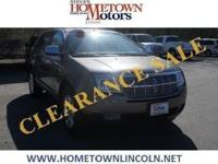 Here's a great deal on a 2009 Lincoln MKX! The more