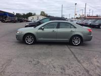 Options:  2009 Lincoln Mkz  Clean Carfax The Paint Has