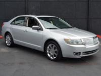This 2009 Lincoln MKZ 4dr 4dr Sedan AWD features a 3.5L