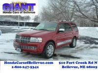 Check out this gently-used 2009 Lincoln Navigator we