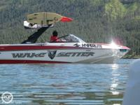 2009 Malibu Wakesetter 23 LSV with MaliView LCD Command