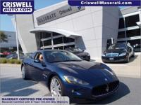 Maserati certified 6year 100k mile warranty!!!!