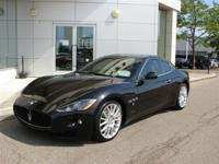 Pre-Owned 2009 Maserati GranTurismo S Automatic in Nero