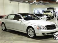 1 of Only 3 Ever Made!  Full Convertible Maybach! Low