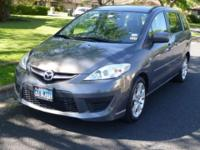 2009 Mazda 5 with 81,500 mostly highway miles in well