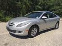 2009 Mazda MAZDA6, 138,914 miles Rate: $8,500. Year:
