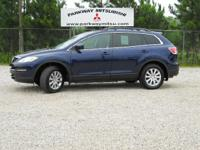 Description 2009 MAZDA CX-9 Multi-Function Steering