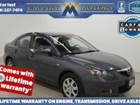 **FREE LIFETIME POWERTRAIN WARRANTY** **CLEAN CARFAX**