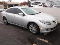 Low Miles! This 2009 Mazda MAZDA6 i Grand Touring Sedan