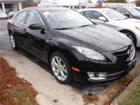 New Arrival! LOW MILES, This 2009 Mazda MAZDA6 s Grand