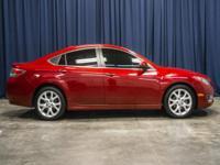 Clean Carfax One Owner Sedan with Steering Wheel Audio