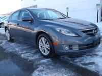 Step into the 2009 Mazda Mazda6! You'll appreciate its