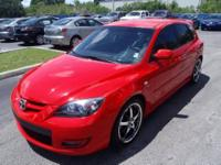 This rare 2009 Mazda MAZDASPEED3 Sport Turbo Edition