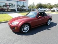 Miata Grand Touring, 6-Speed Manual, ABS brakes, Alloy