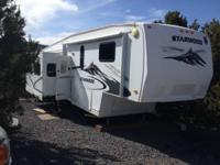 2009 Mckenzie Starwood 5th Wheel. Length 30FT-