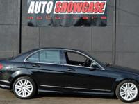 This 2009 Mercedes-Benz C-Class 4dr C300 4dr Sedan 3.0L