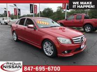 2009 Mercedes-Benz C-Class C 300 Clean Vehicle History,