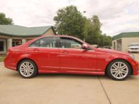 Options:  2009 Mercedes C-Class C300|Rare Find Is This