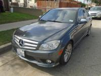 Options:  2009 Mercedes C-Class C300 Luxury|Take A Look