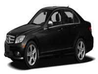 Options:  2009 Mercedes C-Class C 300|Miles: