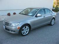 2009 MERCEDES-BENZ C-CLASS Luxury Our Location is: Auto