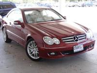 1-OWNER - Rare - CLK350! Very Well Maintained! PERFECT