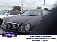 2009 Mercedes-Benz CLK-Class Coupe CLK350 Our Location