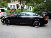 2007 Mercedes-Benz CLS-Class CLS550 Car has been