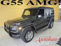 2009 Mercedes-Benz G-Class SUV G55 AMG 4MATIC Our