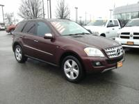 Check out this gently-used 2009 Mercedes-Benz M-Class