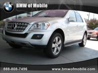 2009 MERCEDES-BENZ M-Class SUV RWD 4dr 3.5L Our