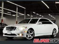 FEATURED OPTIONS: 2009 S550 SPORT NEW 22 CUSTOM WHEELS