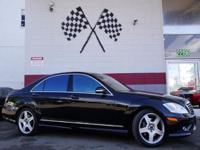 Options:  2009 Mercedes-Benz S-Class S 550 4Matic Awd