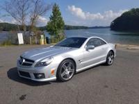 2009 Mercedes-Benz AMG SL63  Air Conditioning, Power