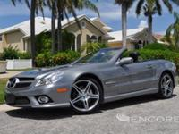 2009 MERCEDES BENZ SL550 2-DOOR ROADSTER***1 OWNER