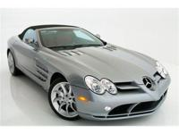 2009 MERCEDES SLR MCCLAREN ROADSTER EXOTIC CLASSICS IS