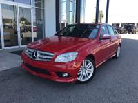 Check out this 2009 Mercedes-Benz C-Class 3.0L Sport
