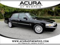 Grand Marquis LS, 4D Sedan, 4.6L V8 OHC FFV, Black, and