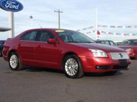 2009 Mercury Milan 4dr Car Premier Our Location is: