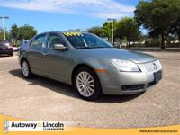 2009 MERCURY MILAN Our Location is: Autoway Lincoln -