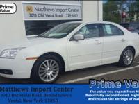 ABS brakes, Heated door mirrors, Illuminated entry, Low