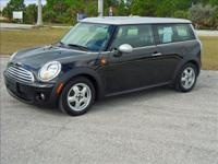 2009 Mini Cooper Clubman. 52100 miles, Automatic with