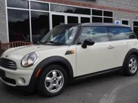 Cost consists of service warranty! Immaculate 2009 MINI