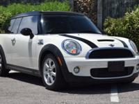 New Price! Clean CARFAX. 2009 MINI Cooper S Clubman