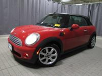 This 2009 Cooper is for Mini lovers looking far and