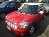 Options:  2009 Mini Cooper Base|Our 2010 Mini Cooper