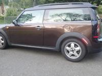I am selling a 2009 MINI Cooper Clubman for $9,500 obo.