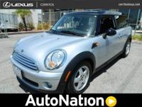2009 MINI Cooper Clubman Our Location is: Lexus of