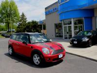 2009 Mini Cooper Clubman,2D Coupe, Panoramic Sunroof,